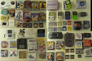artikelen - handheld consoles