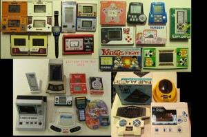 artikelen - handhelds game and watch